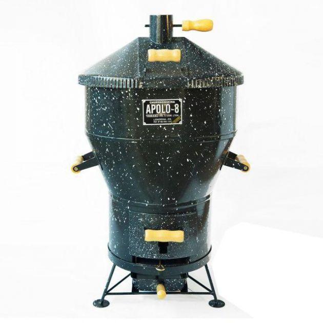 Churrasqueira Apolo 8 Esmaltada - Weber