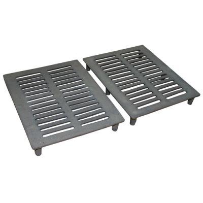 Jogo de Grelhas para Carvão para Apolo Mini Industrial (Ferro Fundido) - Weber